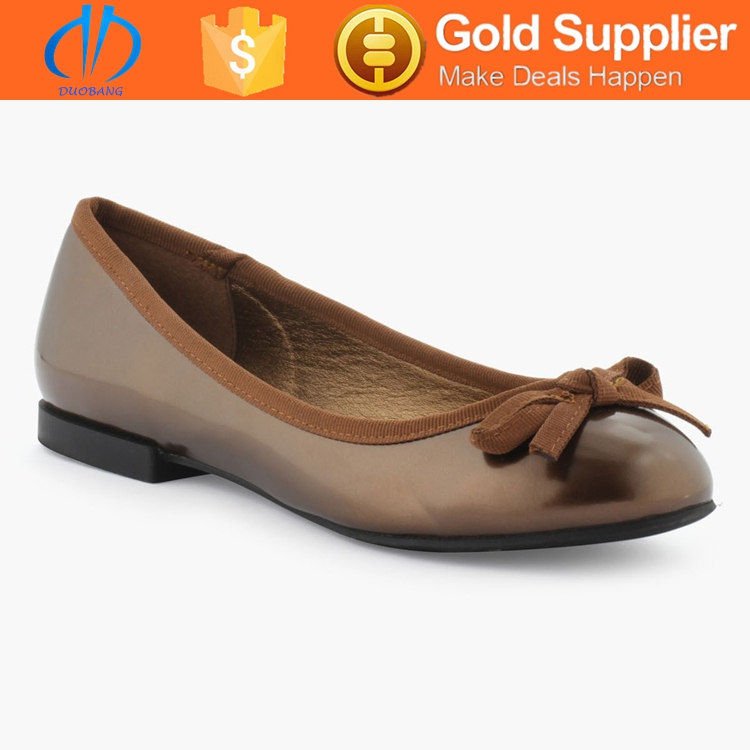 big size office high quality flat shoes