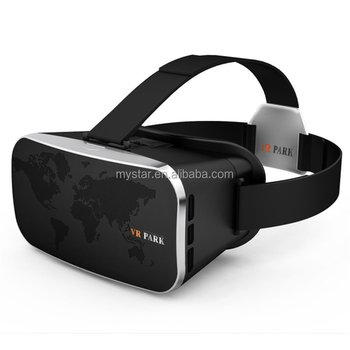 The Newest VR Box 3D glasses VR park-3 become 3D vr glasses virtual reality