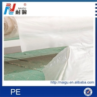 CHINA PE manufacturer product IDPE HDPE PE film bags print film for mattress packaging