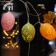 Outdoor patio decorative battery led string light