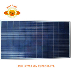 Best quality promotional 300W amorphous silicon poly solar panel price