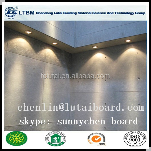 High Quality Cement Fiber Board with non-asbestos