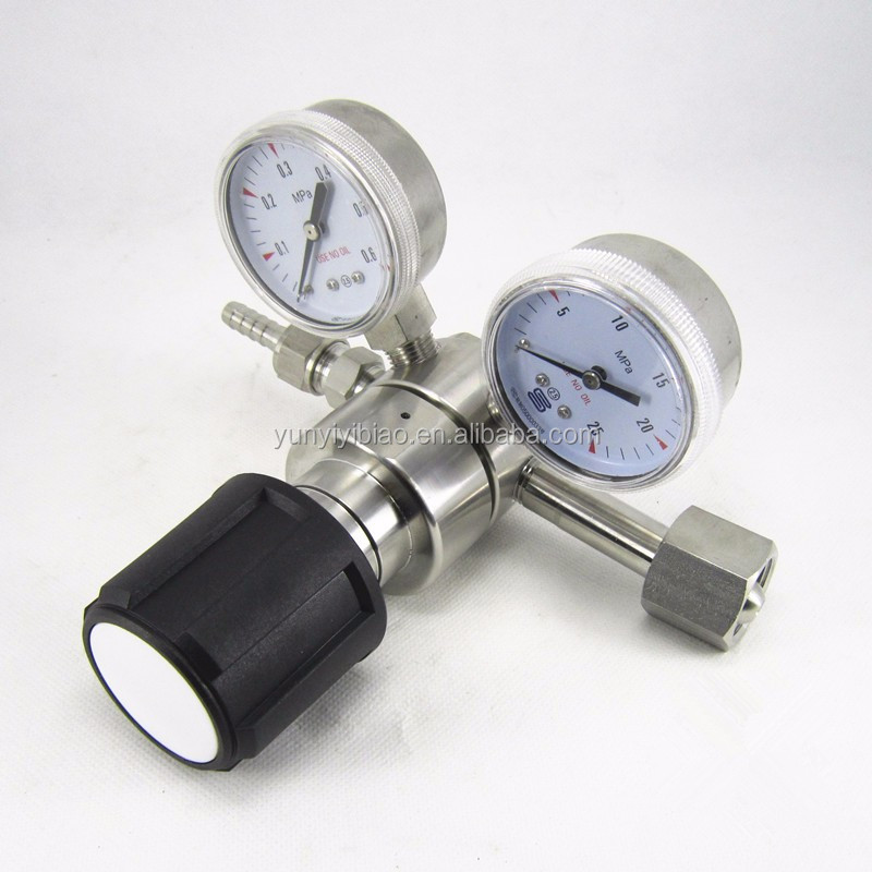 Stainless steel pressure regulator made in china