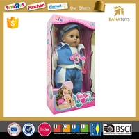 16 inch Modern Plastic American Child Love Baby Doll for Crafts Manufacturers
