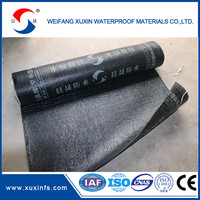 High polymer waterproof bitumen membrane
