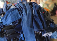 Wholesale second hand jersey clothing brand