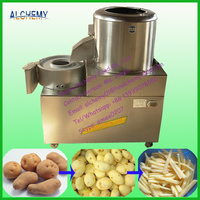 snack machinery french fry making machine/french fry cutter