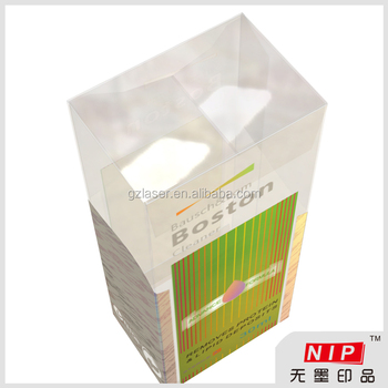 Supply pharmaceutical holographic cardboard packaging box for liquid bottle