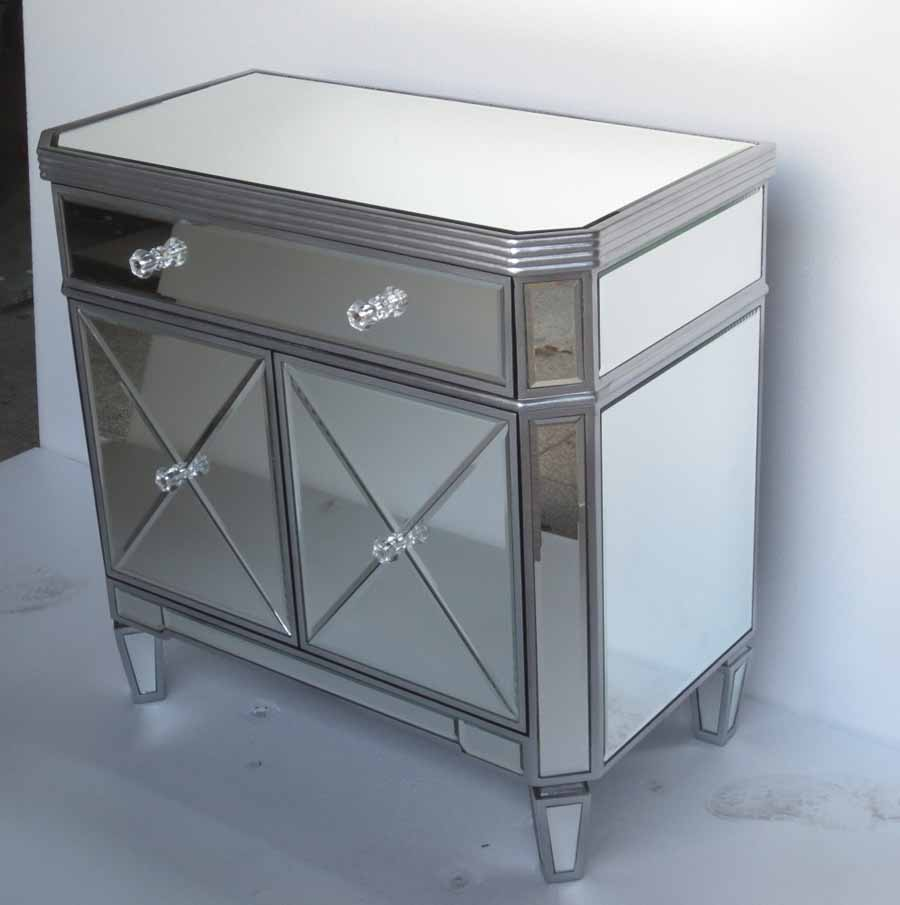 bedroom side table with 4 drawers chest buy wide mirrored side table