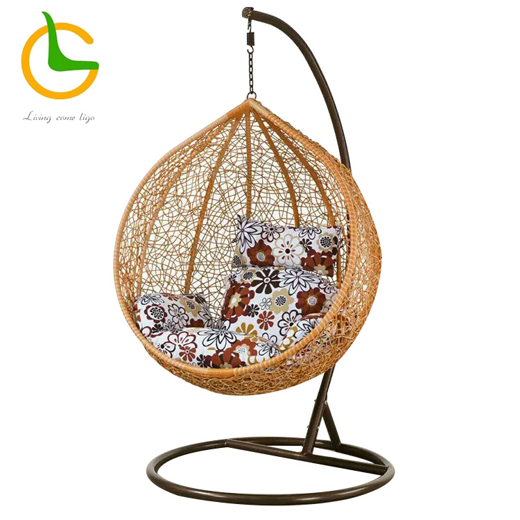 LIGO good quality cheap price garden furniture for outdoor swing sets for adults swing chair
