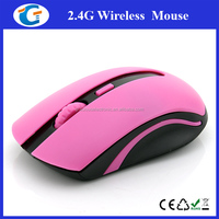 High Quality Computer Accessories 2.4GHz Wireless Optical Mouse For PC