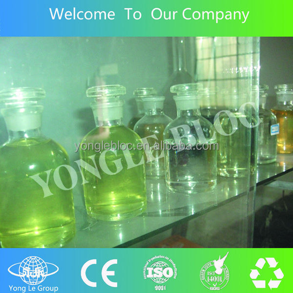 PP PE recycling plastic pyrolysis machine to diesel