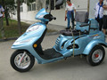 110cc handicapped 3 wheeler motorcycle