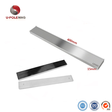 "Top Sales Custom Wall Mount 16"" Stainless Steel Magnetic Knife Bar"