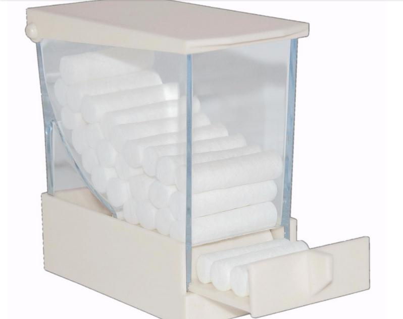 Drawer Style Cotton Roll Dispenser With CE/PDA Approved