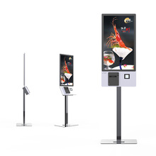 32inch size screen self-service bill payment kiosk