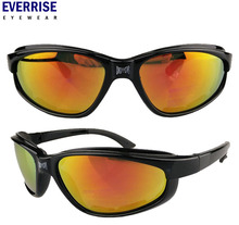 Motorcycle fashion sunglasses men 2017,sport styles for wholesale CE FDA
