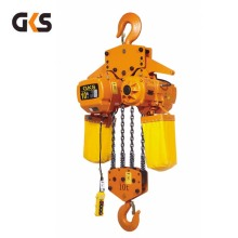 HHBB type 10 ton Construction fixed type Electric chain hoist
