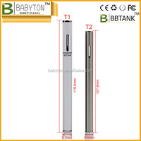 2016 Alibaba Express Hottest Disposable BBTANK T2 0.3ml Pen E-Cigarette