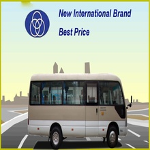 2014 New Model 23 seats WH6702F Coaster public transport bus