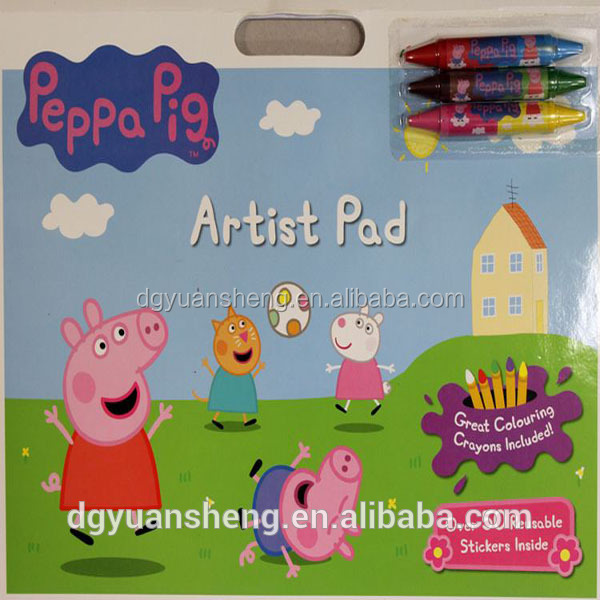 fancy design wholesale coloring books and crayons for kids - Wholesale Coloring Books