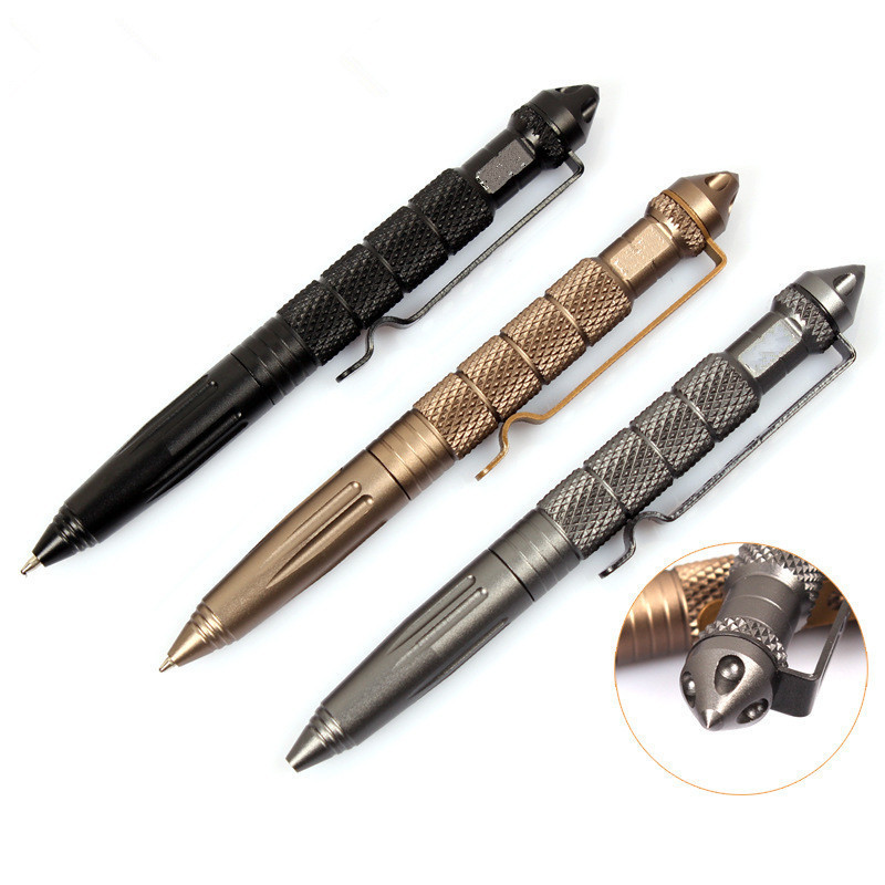 high quality self defense pen , popular tactical pen for gift
