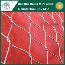 New Design Stainless Steel Wire Rope Mesh