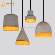 EU/AU/UK/USA Decoration modern concrete pendant light