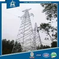 220kv power line transmission tower