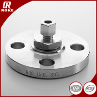 Stainless Steel 316 Flange Adapter