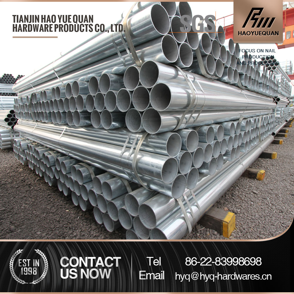bs1387 classb galvanized steel pipe(g.i pipe) bs1387 galvanized steel pipe