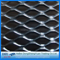 2016 China Alibaba cheap roll expanded copper mesh/plastic coated expanded metal/red expanded metal mesh factory and service