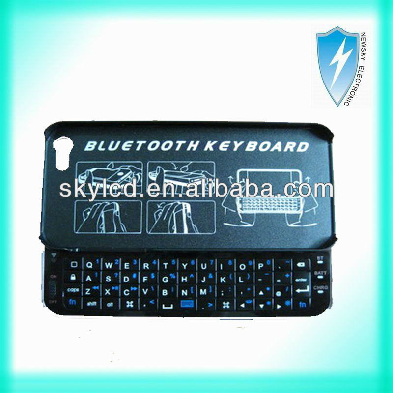 hot selling wireless bluetooth keyboard for iphone 5