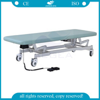 AG-ECC03 CE & ISO approved electric medical exam table