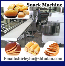 bakery equipments China factory huayuan bread machine commercial automatic bread making machine