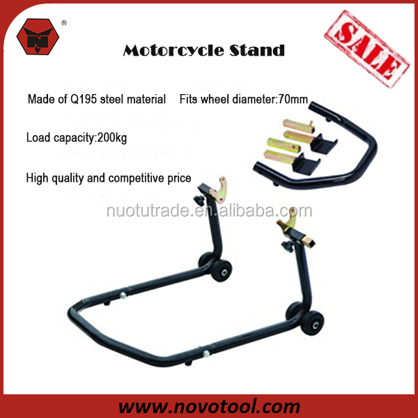 Novotool X06334 Best Price 200KG Loadings Steel Motorcycle Paddock Stand