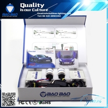 75W 100W Car HID Kit Xenon Light Ballast Set H1 H3 H7 H8 9006 4300K 6000K 8000K N5-BAOBAO
