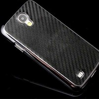 Galaxy s4 case , Luxury carbon fiber case for samsung galaxy s4 i9500 , galaxy s4 phone case