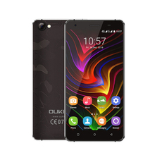 Promotion OUKITEL C5 PRO 4G Smartphone Android 6.0 MTK6737 Quad-core 1.3GHz 2GB 16GB 5.0MP Dual SIM Telefone