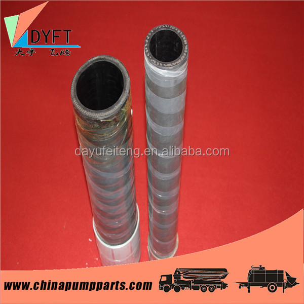 spare parts zoomlion rubber hose fiting