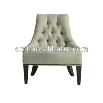 High End Star Hotel Bar Sofa with Fabric Design(EMT-C59)