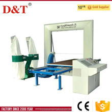 rigid PU foam board cnc cutting machine