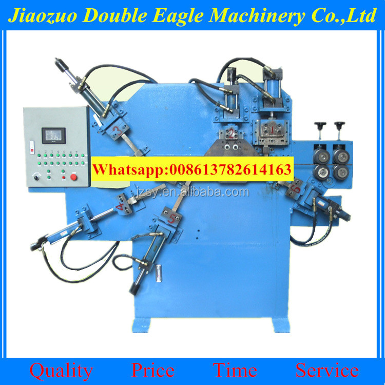 wire molding forming bending machine spring coiling machine