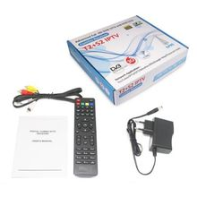 Big promotion for DVB S2+DVB T2 combo free channels satellite receiver