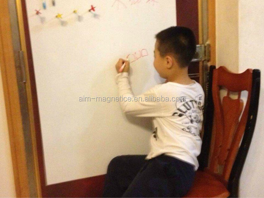 Soft Flexible Large school magnetic standard sizes white board