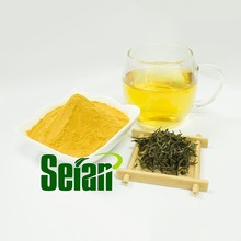 Specialized Instant Green Tea Powder for Carbonated Tea