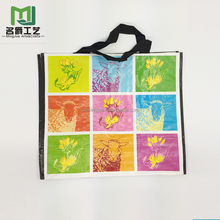 Factory directly sell high quality recycled green eco friendly pp woven bag