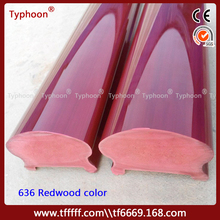 Typhoon Handrails For Balcony , PVC Indoor Handrail Support , Handrails For Balcony Wall