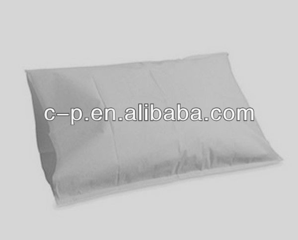 Absorbent domestic needle-pouched nonwoven Pillow cover