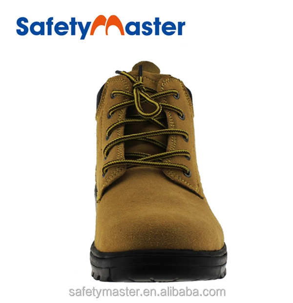 Safetymaster hunting army ranger mining safety shoes waterproof